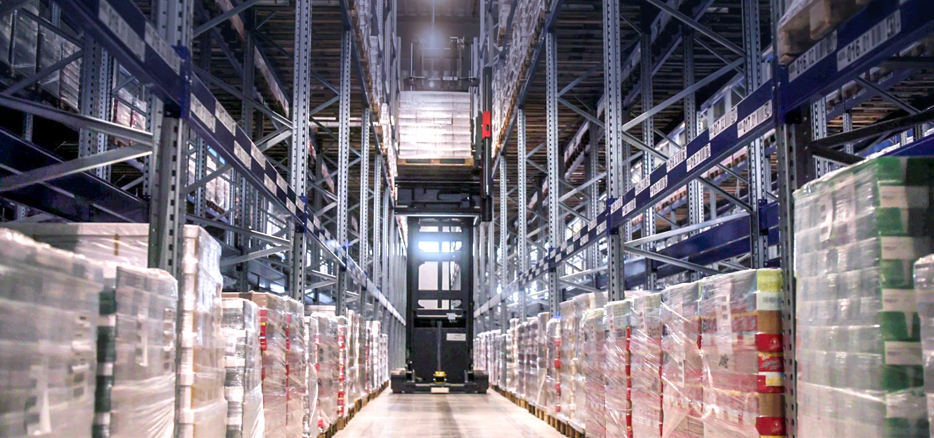 Warehousing, Finsterwalder Spedition